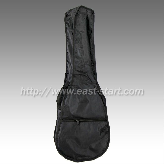 UB-400 Cheaper Black Nylon Ukulele Gig Bag