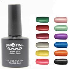 1pcs Top Quality UV Nail Gel Polish Varnish 10ML 120 colour choose Soak Off for Nail