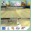 PVC Floor Covering/Wood Embossed Flooring/Vinyl Sheet for Projects