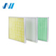 JW 25Mm 46Mm Polycotton Industrial Air Pre Filter F5 G4/Paper Frame/ Air Filter