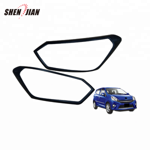 taiwan auto body parts front light cover for wigo car accessories