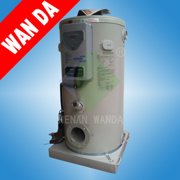 Vertical industrial boiler Fuel or gas boiler with CE