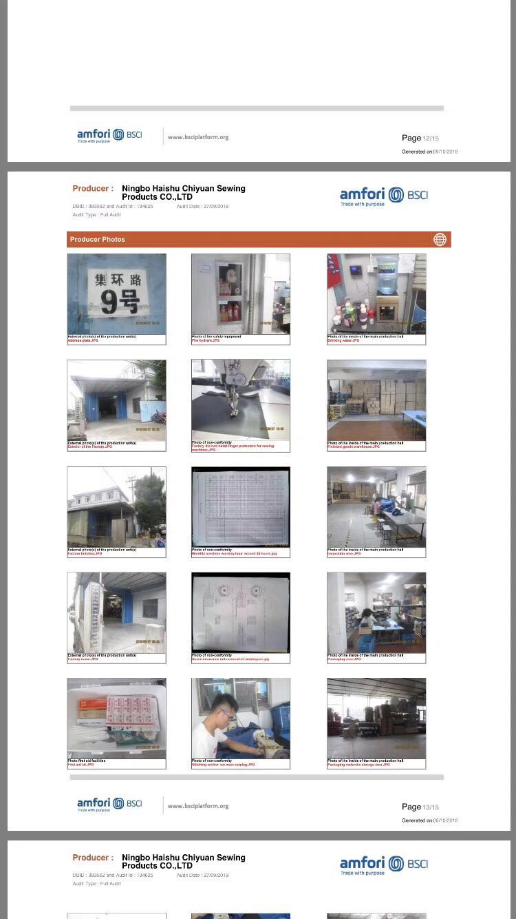 Chiyuan 여행 주최자 3 pcs 여행 포장 주최 큐브