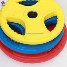 Tri grip Weight Plate with three holes 1.25kg-25kg