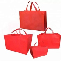 Reusable grocery bag cheap oversize non woven bag shopping bag