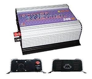 GTSUN 300W Solar Grid Tie Power Inverter Converter For Solar Panel System , DC 10.8V - 30V AC 90V-140/190~260V