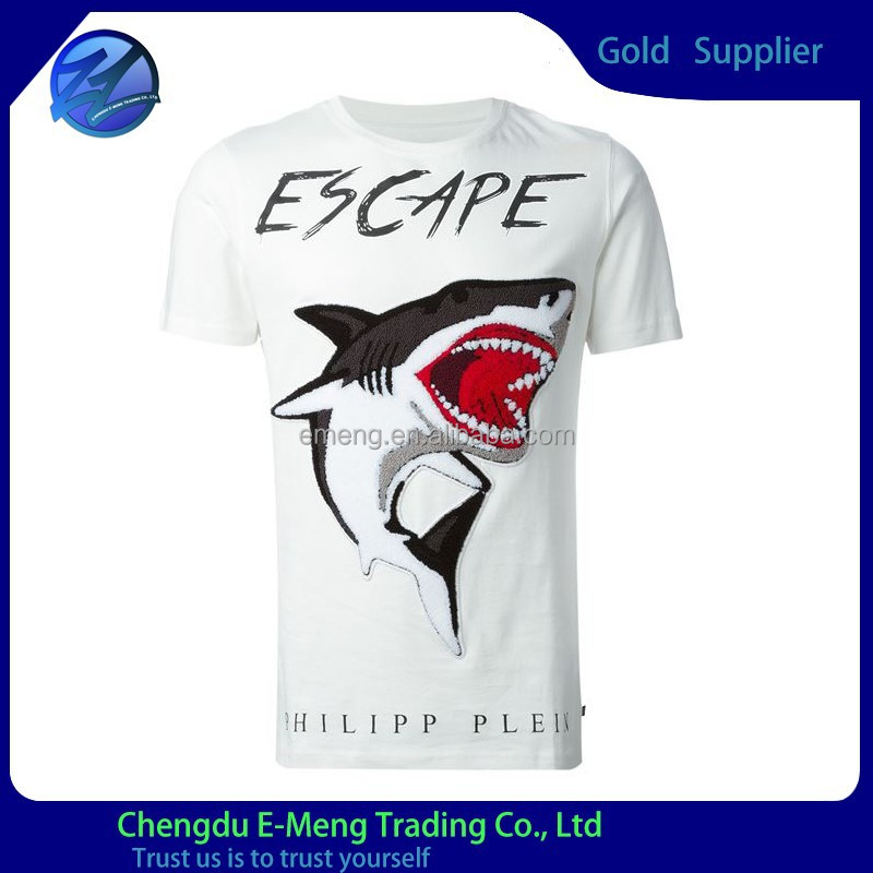 Custom wholesale t shirts clothing screen printing theme printing