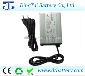 13S lithium ion battery charger 54.6v 2a li-ion battery charger for 48v electric bicycle