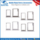 Card Slot Tray Adapter Replacement Parts For All Kind Of Phone Brand Sim Card Slot Holder