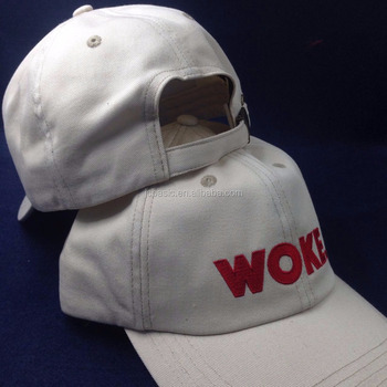 custom high quality 6 panels cotton hat