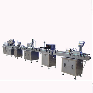 Automatic Counting Production Line Automatic tablets/capsules counting and bottling production line