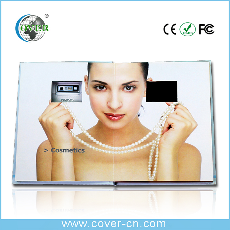 LCD Screen ODM/OEM Digital Invitation Video Brochure Video Greeting Card for Advertising/Greeting/Promotion