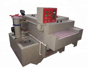 Aluminum Plate Etching Machine for aluminum nameplate