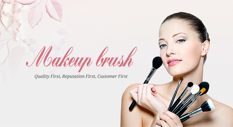 Custom Logo 12pcs foundation Blending Cosmetic Makeup Brush Kit