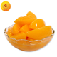 High quality canned yellow peach slice in light syrup