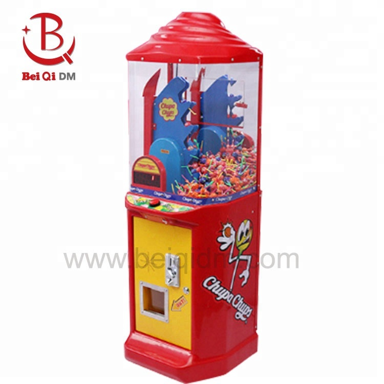 Muntautomaten kids Lollipop Suikerautomaat Candy Game Machine te koop