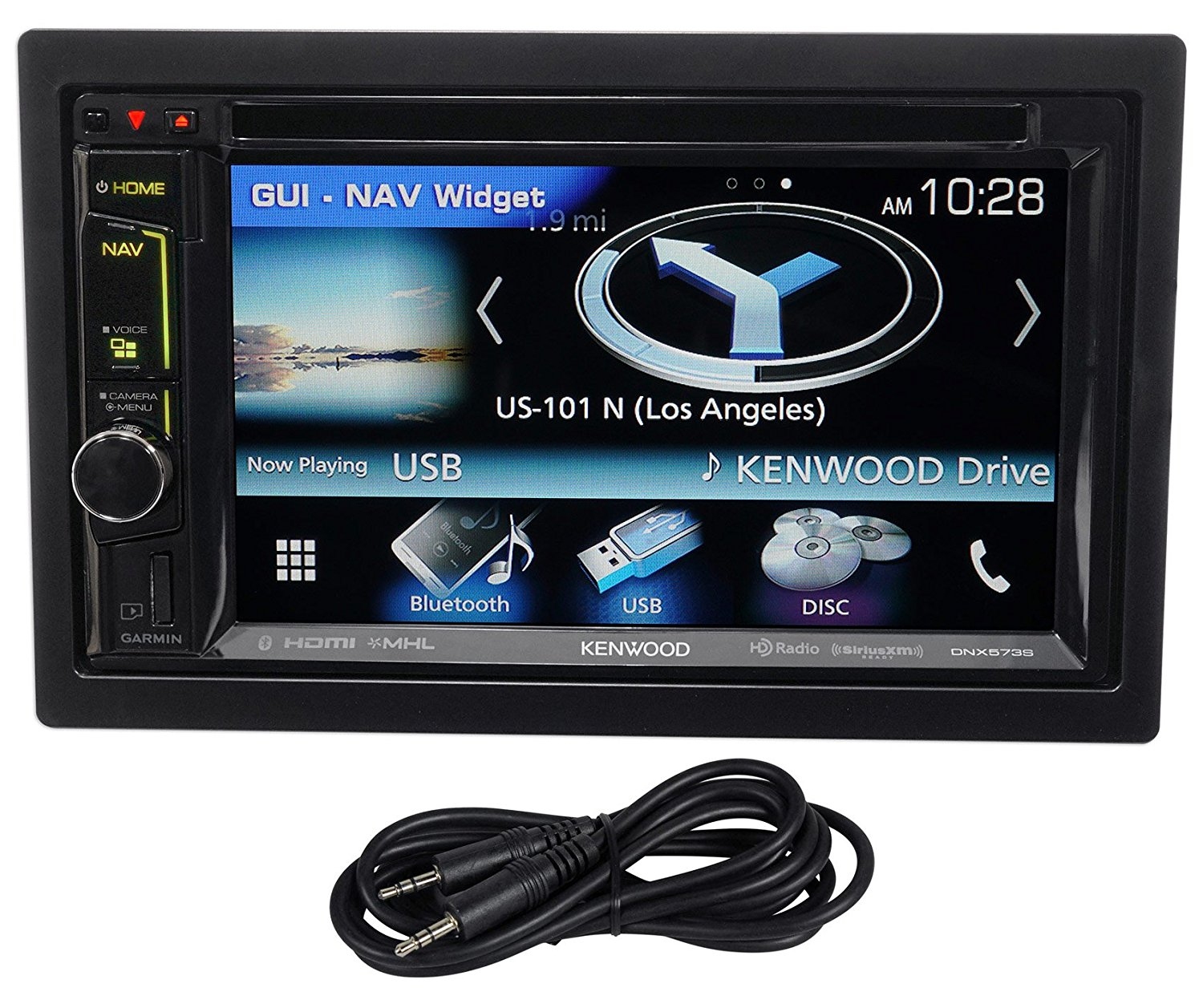 KENWOOD DNX570TR Multimedia Receiver Driver