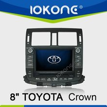 Double din Car DVD Navigation & GPS for Toyota Crown