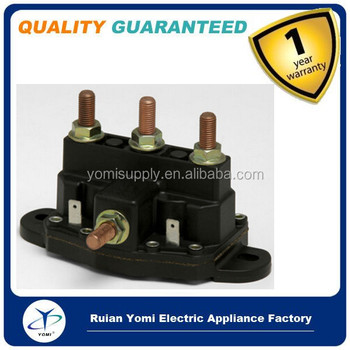 winch solenoid lrw6000 winch motor reversing solenoid contactor rh alibaba com ATV Winch Switch Reverse Winch Wiring Diagram