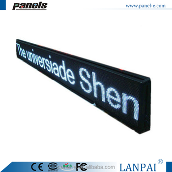 P7 62mm Led Edit Software Dot Matrix Remote Control Language,Text Message  Led Display Moving Display Sign(direct Manufacturer) - Buy Led Edit  Software