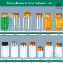 Factory wholesale 250ml opaque white HDPE plastic liquid packaging bottle in various capacity made in China