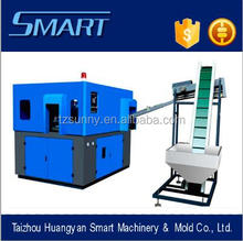 SMT-2000D full automatic stretch blow molding machine for plastic pet bottles blowing molding machine price