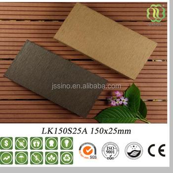 Cheap Waterproof Wood Plastic Composite WPC Garden Bridge