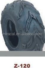 wholesale natural rubber best quality atv mud tires 23*7-10