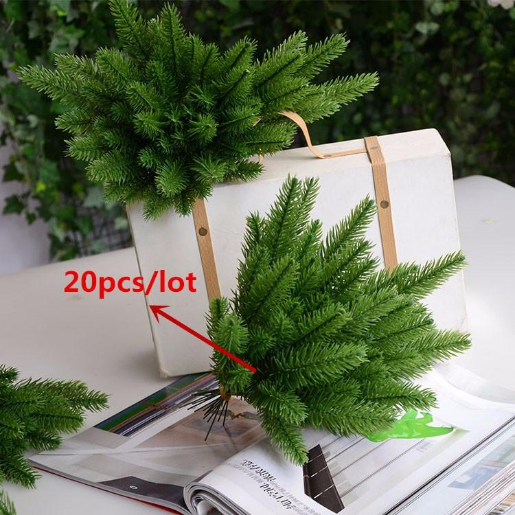 2019 Wholesale Christmas Trees Decorative Pine Simulation Plant Flower Arranging Accessories Artificial Wreath From Copy03 21 21 Dhgate Com