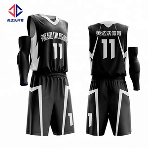 08deadf54b8 Basketball Jersey Design Black