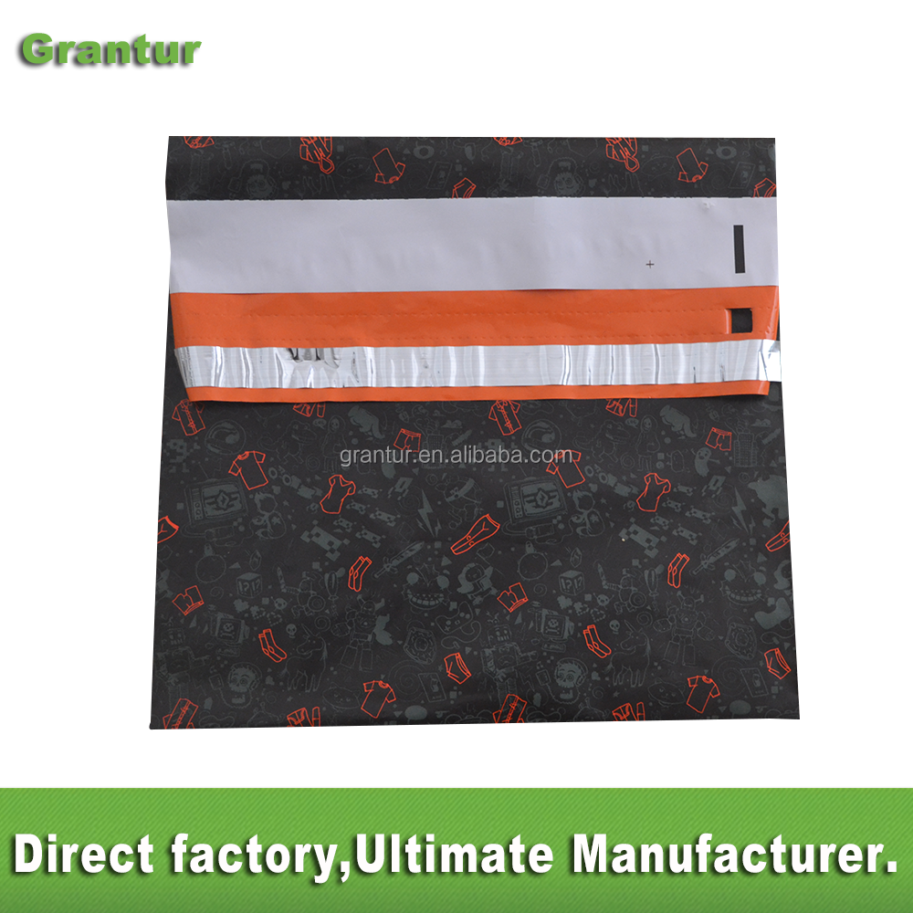 Bespoke Printed mailing bags wholesale plastic courier bag 10x13 colored poly mailers