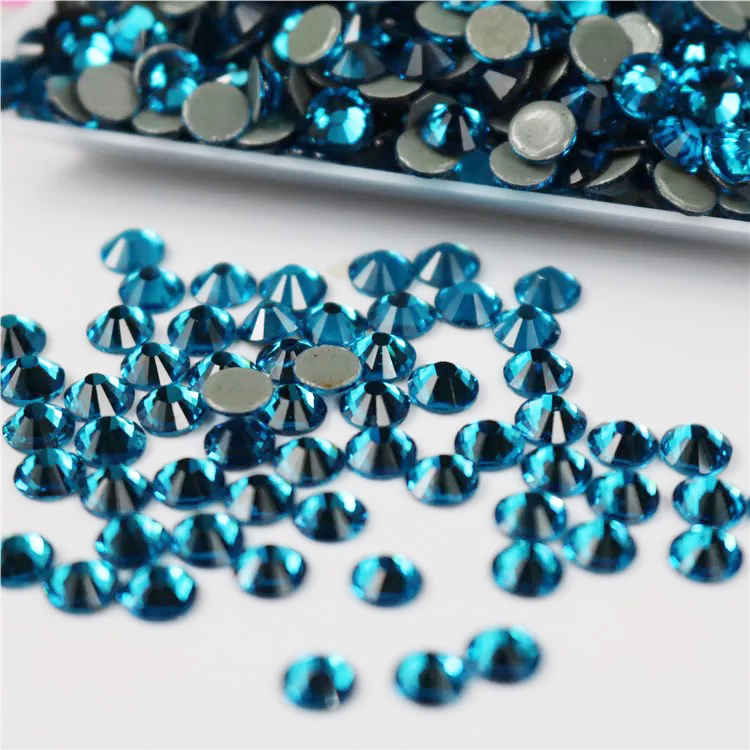 K9 Glass bling rhinestones crystal beads for clothing crystal beads for decor