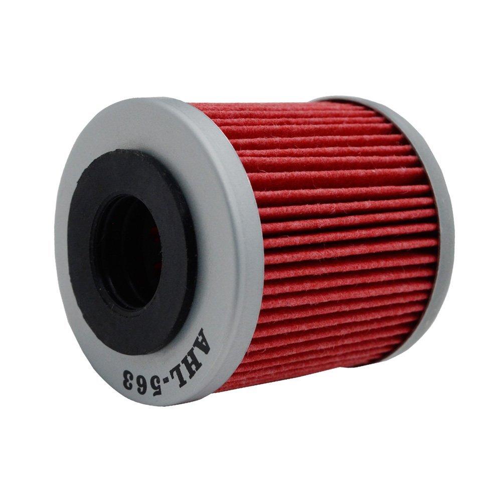 AHL 563 Oil Filter for APRILIA SXV 450 449 2006-2010