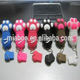 Custom pvc foot usb pendrive foot shape usb thumb drive,usb memory 8GB free package