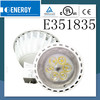 new! Government order gu5.3 5w 7w UL cul approved led bulb 800 lumen mr16