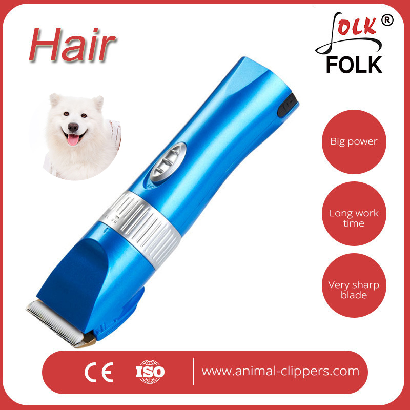 2015 hot sales imported hair clipper with detachable blade