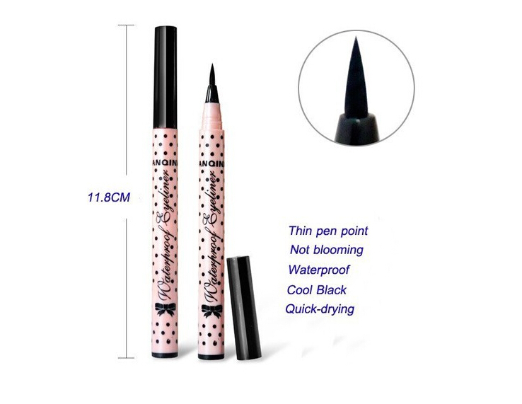 Black New Cosmetics Makeup Not Dizzy Waterproof Liquid Eyeliner Pencil Maquiagem eye liner