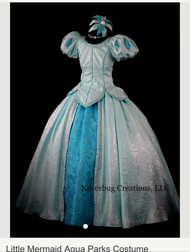 Princess Ariel Dress Adult Princess Ariel Dress Costume For Adults