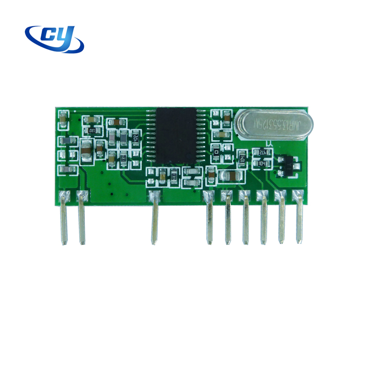 CY80 ASK OOK Long Range RF FSK Receiver Module