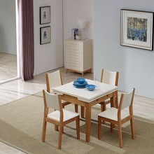 Children furniture sets dining room solid wood children table and chair