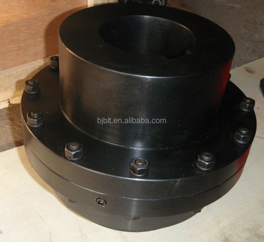 China GIICL6 gear motor coupling