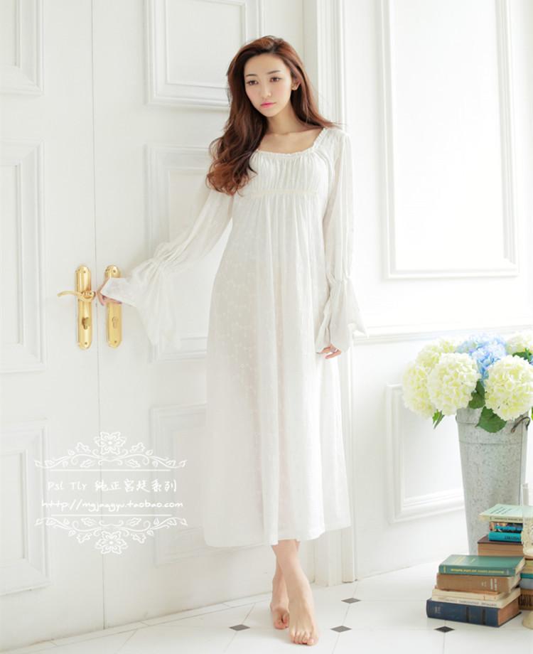 3a9fe9a78b Turmec » 100% cotton nightgowns sleeveless long