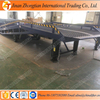 3t-15t capacity loading unloading ramp container dock leveler used with forklift truck factory discount