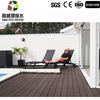2017 new design!!exterior balcony floor covering wood plastic composite flooring rotproof wpc decking waterproof wpc flooring