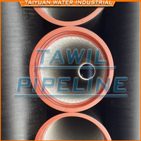 TAWIL ductile iron pipe rates