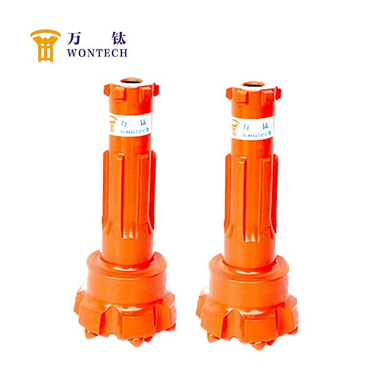 High air pressure well drilling rock button bits dth hammer drill bit