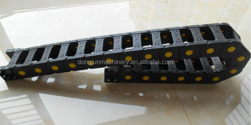 Factory Price Of Electrical Wire Tracks   Flexible Wire Track   Electrical Cable Chain