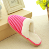 Promotional Design Lovely Indoor Slippers Women Girls winter slipper