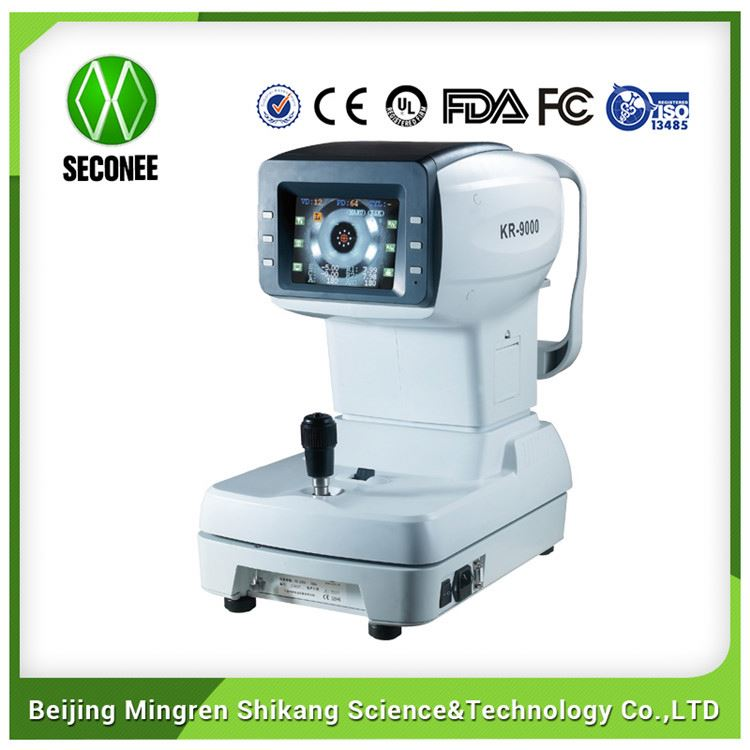 advanced ophthalmic auto eye refractometer eye optometry machine supplier