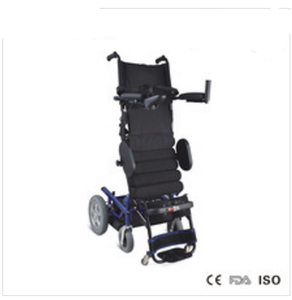 Rehabilitation Therapy Supplies Stand up Electric wheelchair standing wheelchair with motor/disabled wheelchair lift